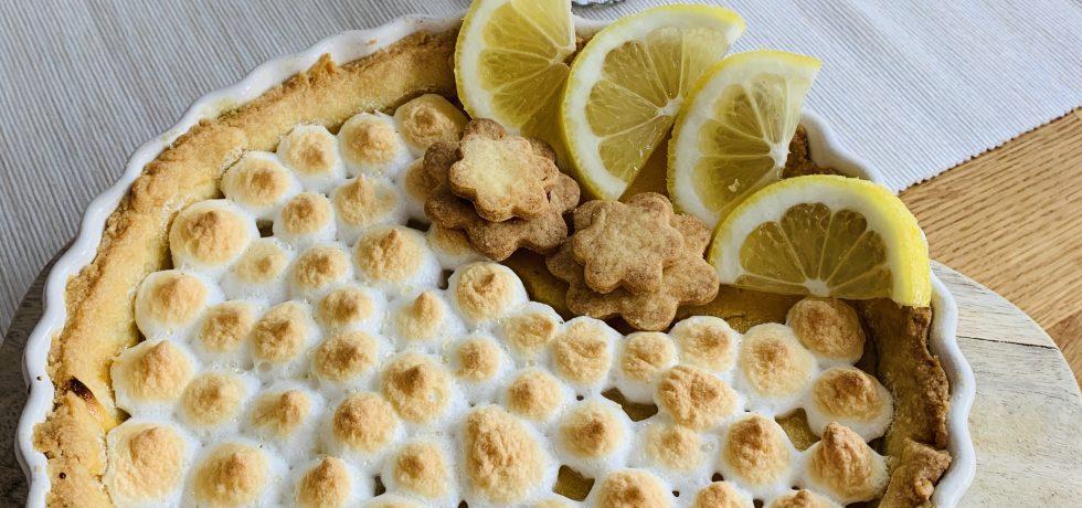 Gay Baking Zitronentarte mit Baiserhaube