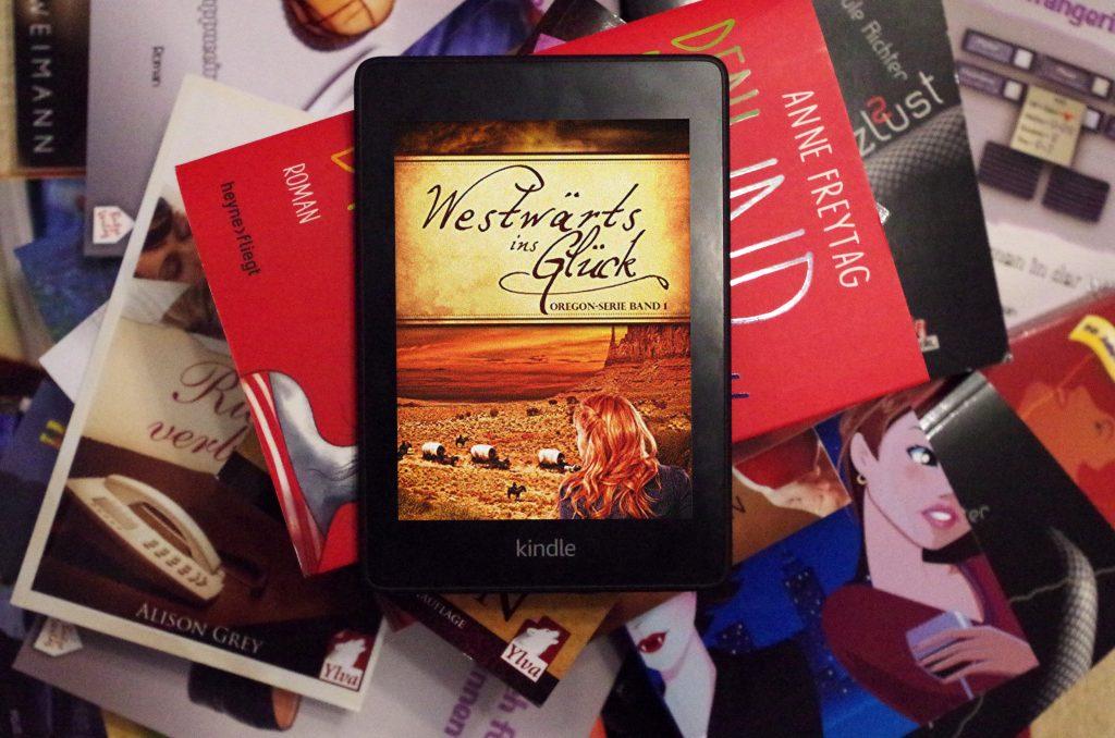 Lesbisches Buch Westwaerts-ins Glueck Oregon Serie Band 1 von Jae
