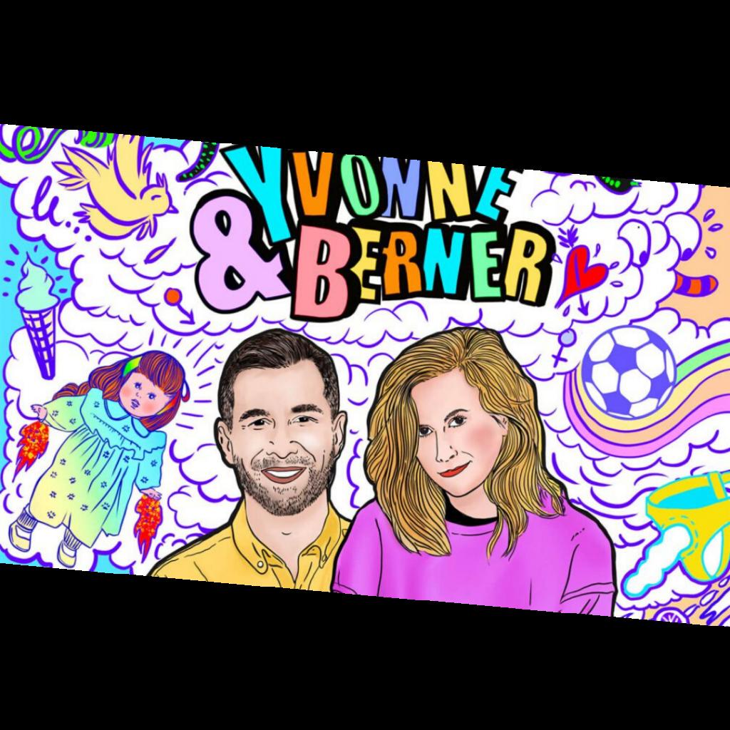 Yvonne und Berner LGBT Podcast