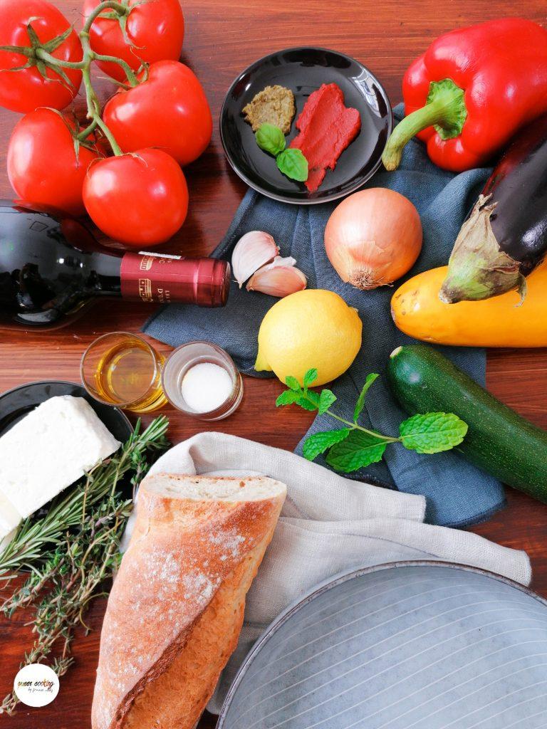 Queer Cooking Ratatouille franzi cooks