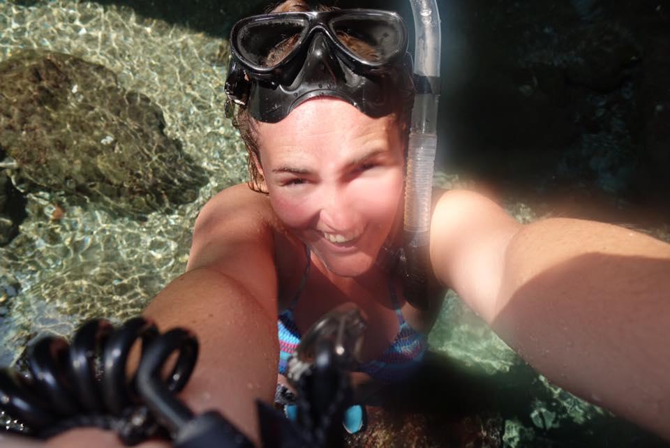 Lisa Röpke Meeresbiologin Busenfreundin - Das Magazin