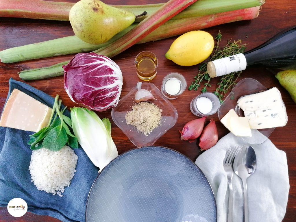Queer Cooking Rhabarber meets Risotto Was heißt hier eigentlich Queer
