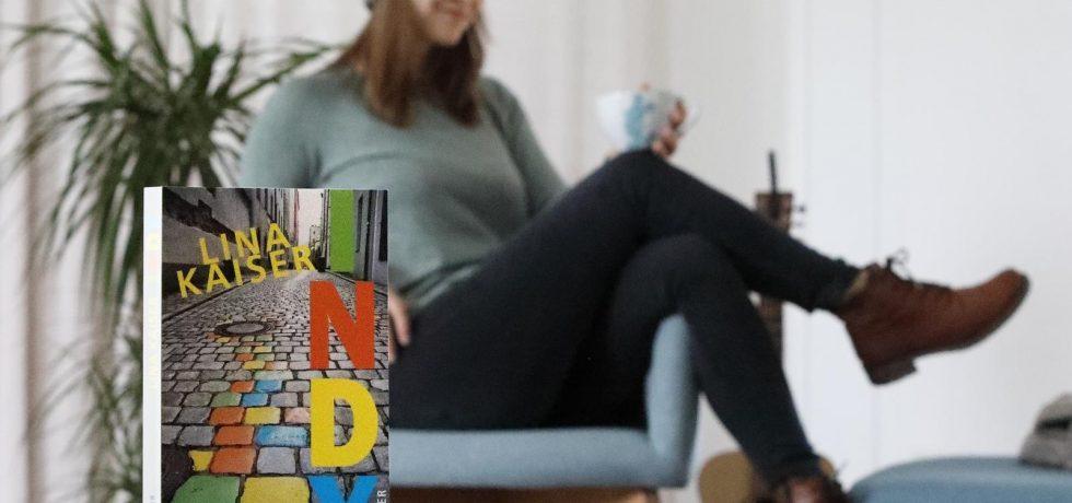 Indy LGBT Buch von Lina Kaiser