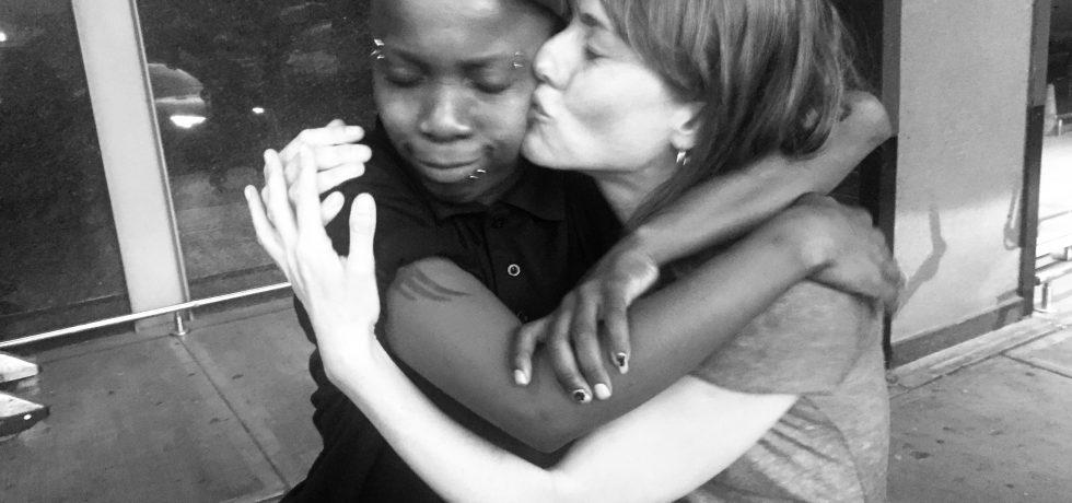 Corrective rapes in Südafrika