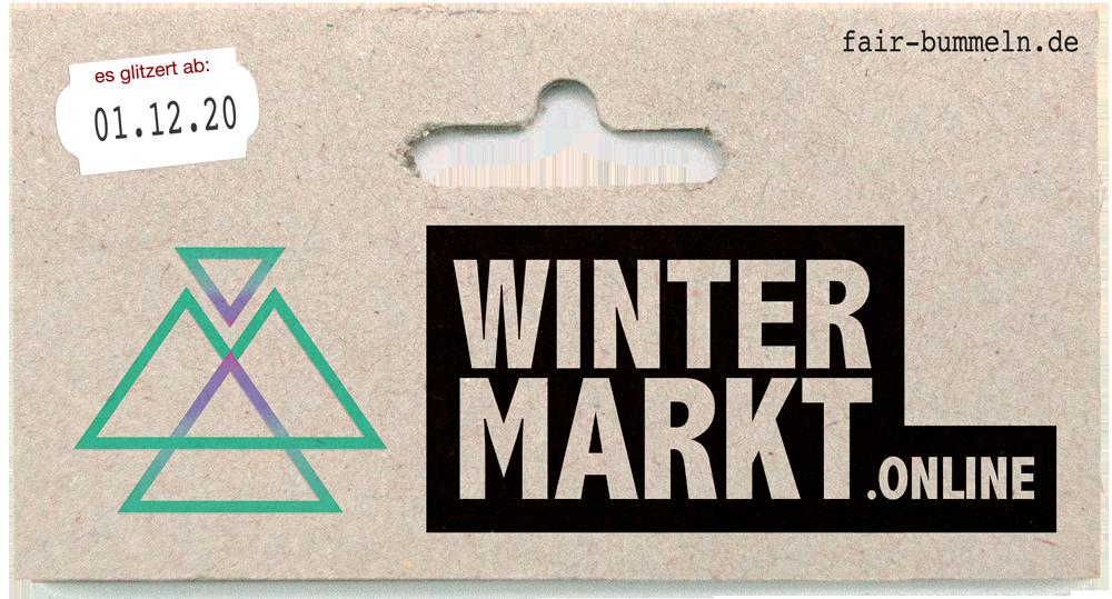 Virteuller Weihnachtsmarkt - Fair bummeln