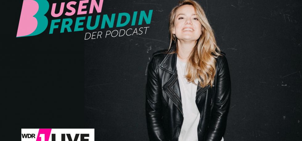 Busenfreundin 1live Podcastfestival